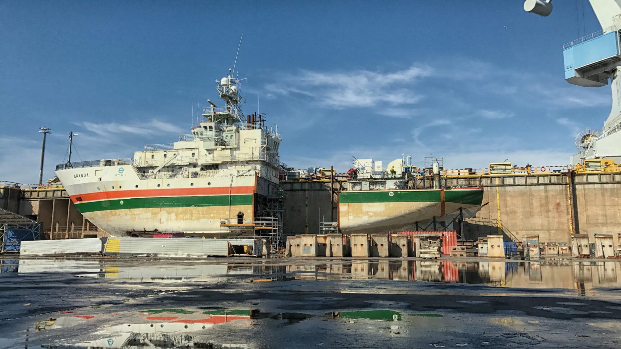 References - Rauma Marine Constructions