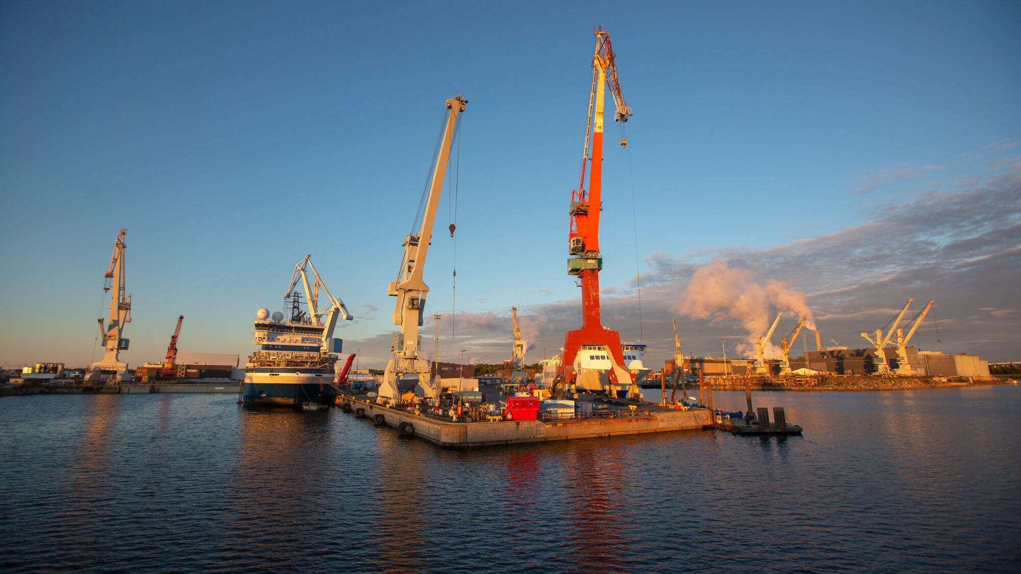 Saksan ja Norjan LNG matchmaking
